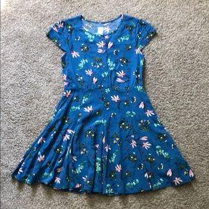 Girls GAP dress, size large.
